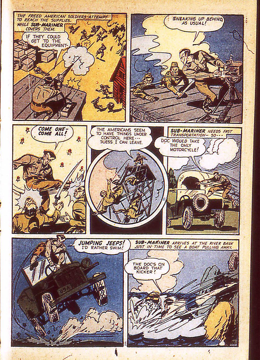 Sub-Mariner Comics Issue #8 #8 - English 38
