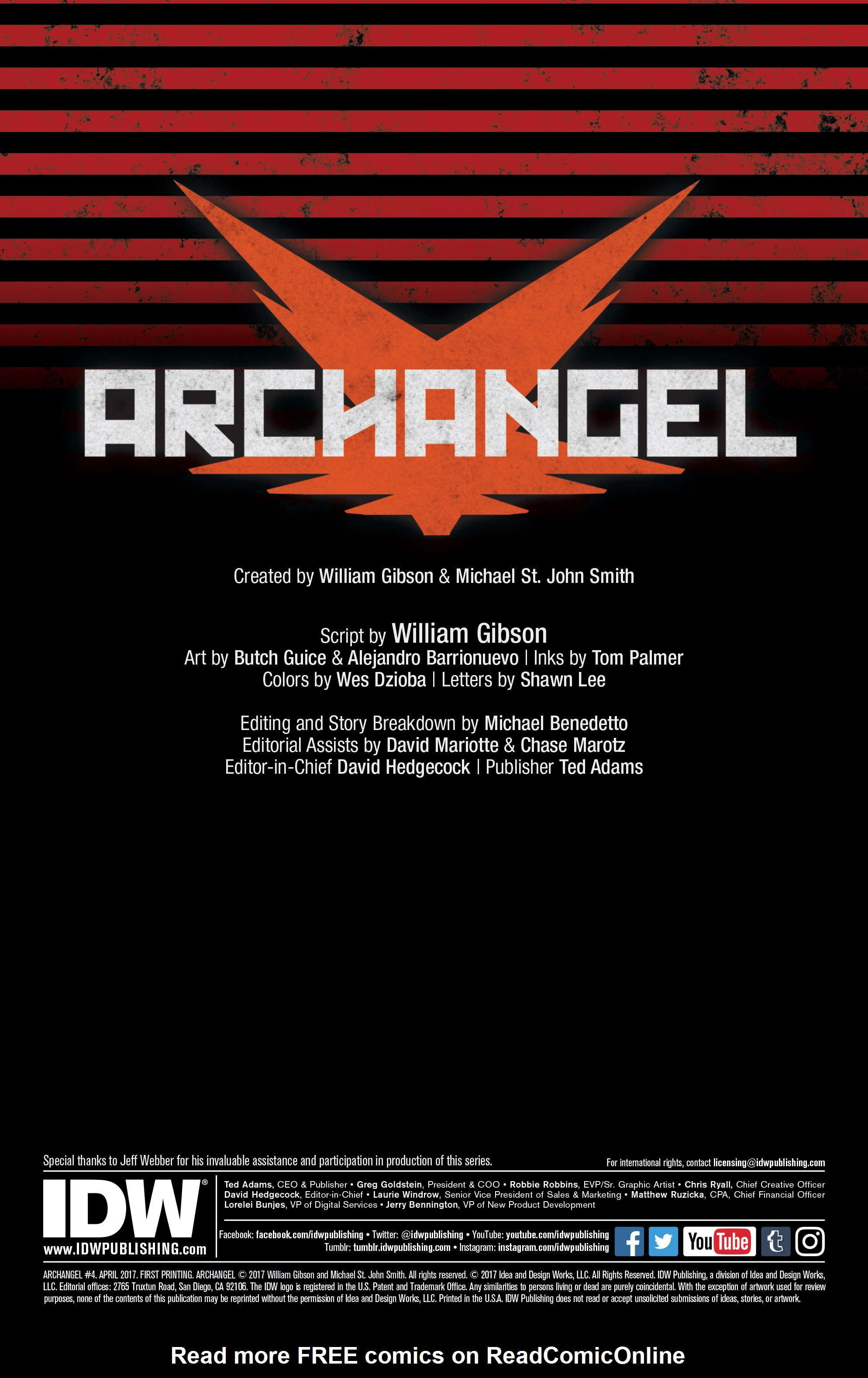 Archangel (2016) 4 Page 2