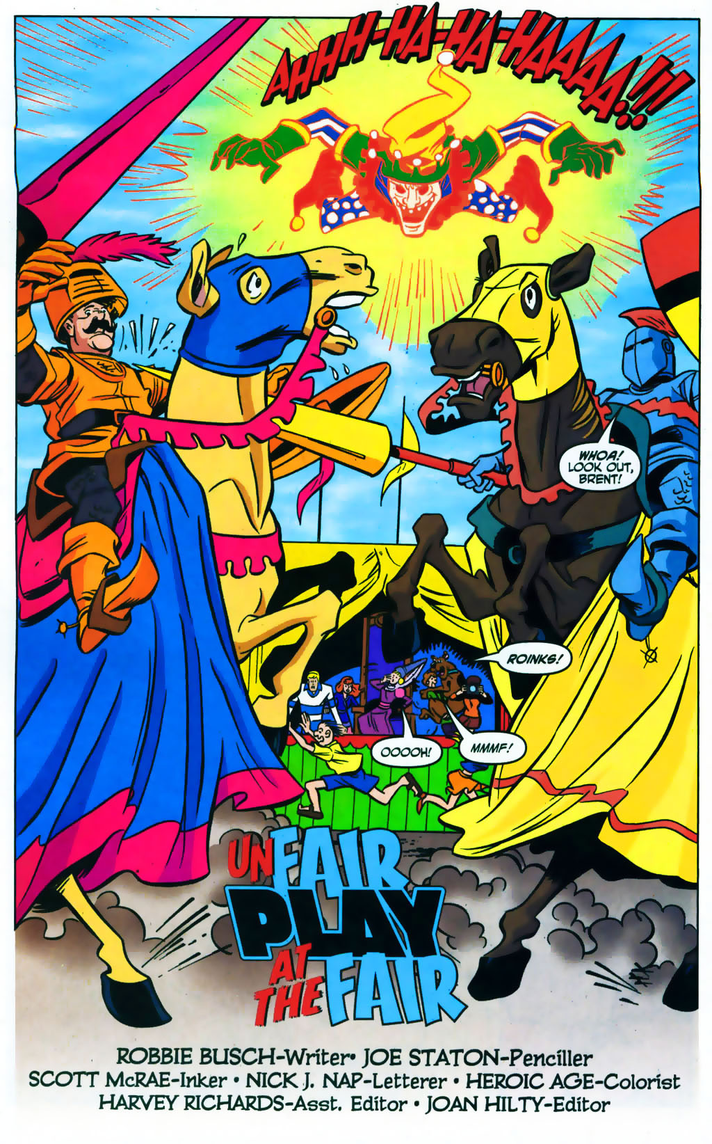 Read online Scooby-Doo (1997) comic -  Issue #87 - 15