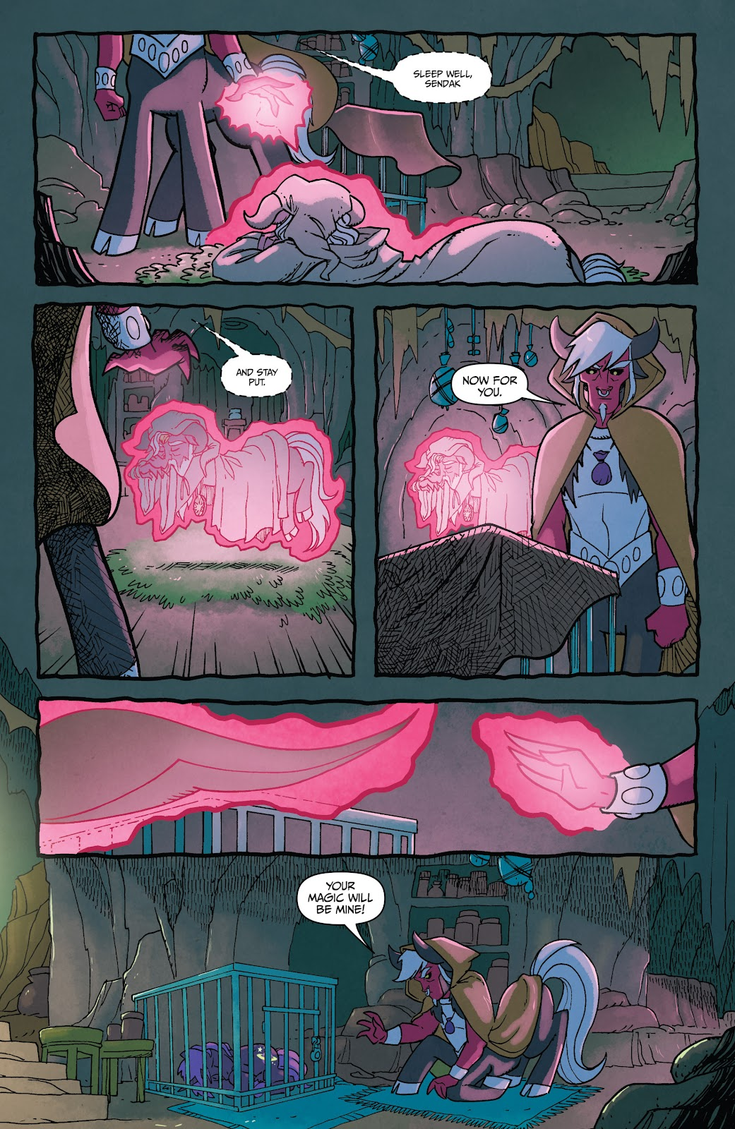 My Little Pony: Fiendship is Magic Issue #2 #2 - English 14