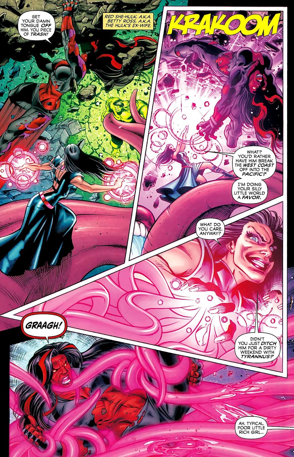 Incredible Hulks (2010) Issue #633 #23 - English 5