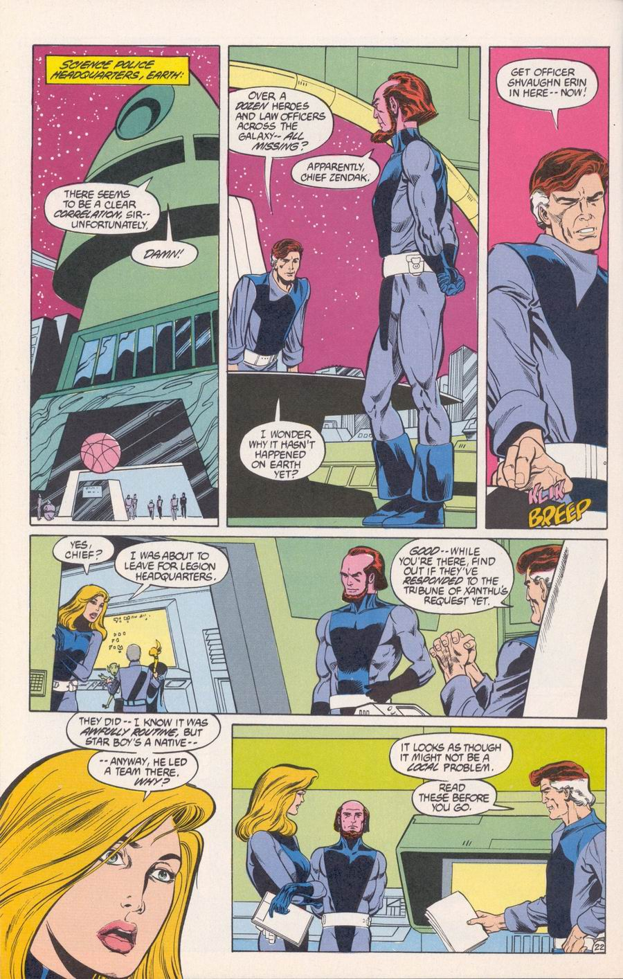 Tales of the Legion Issue #353 #40 - English 21