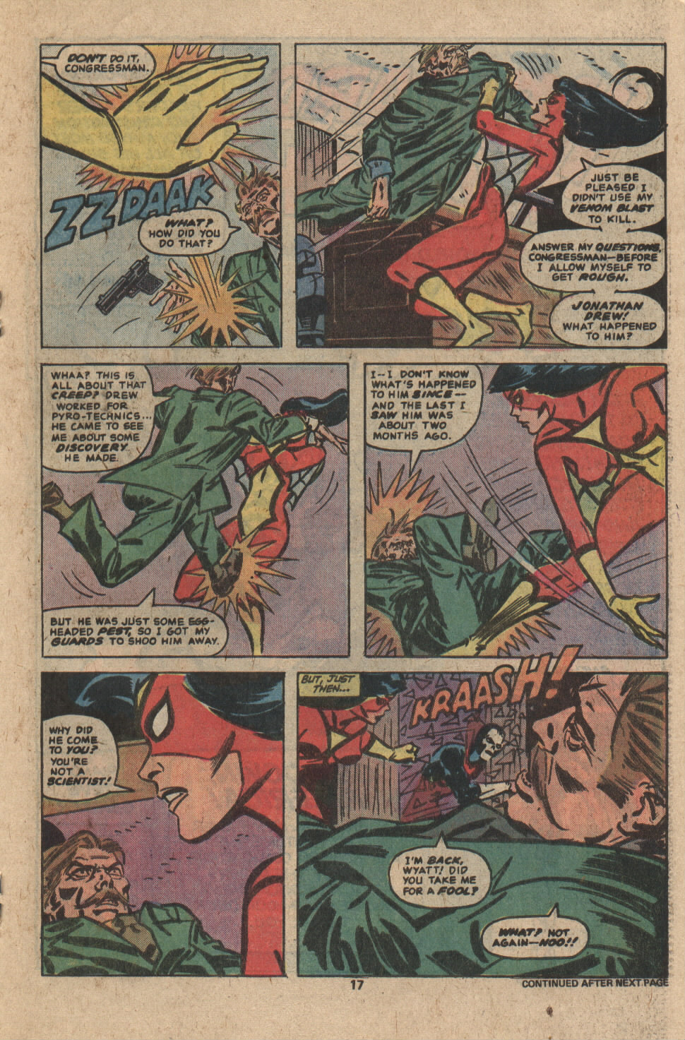 Spider-Woman (1978) Issue #3 #3 - English 12
