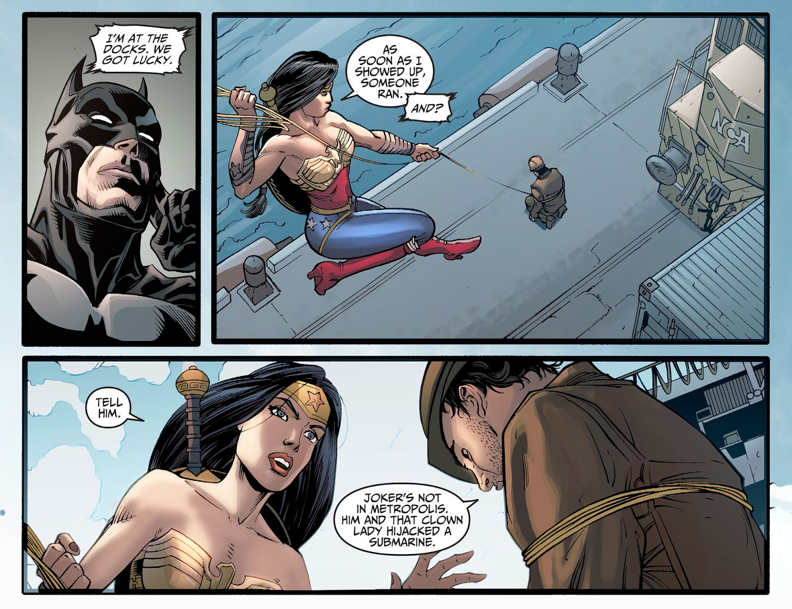 Injustice: Gods Among Us [I] Issue #2 #3 - English 15
