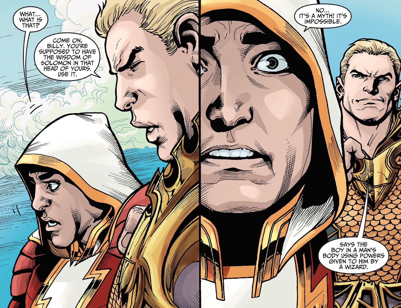Injustice: Gods Among Us [I] Issue #11 #12 - English 14