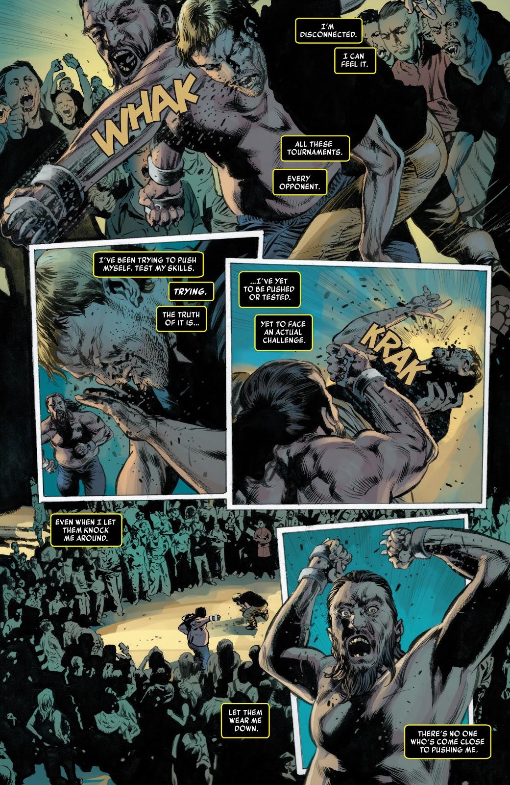 Iron Fist (2017) Issue #1 #1 - English 11