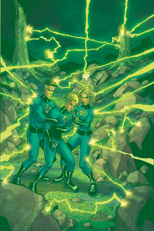 Fantastic Four (1998) #70 #74 - English 9