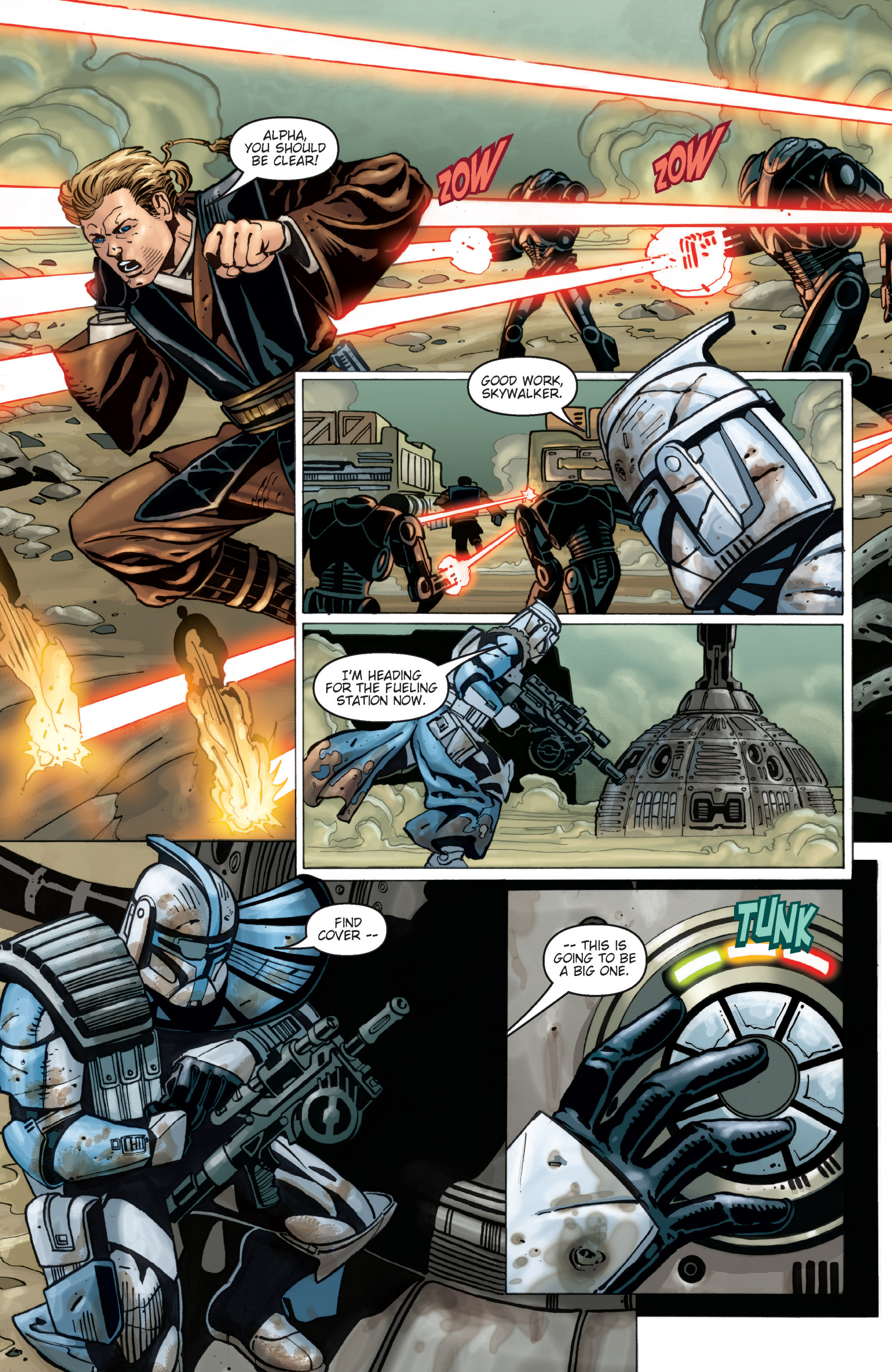 Star Wars Legends Epic Collection: The Clone Wars chap 1 pic 135