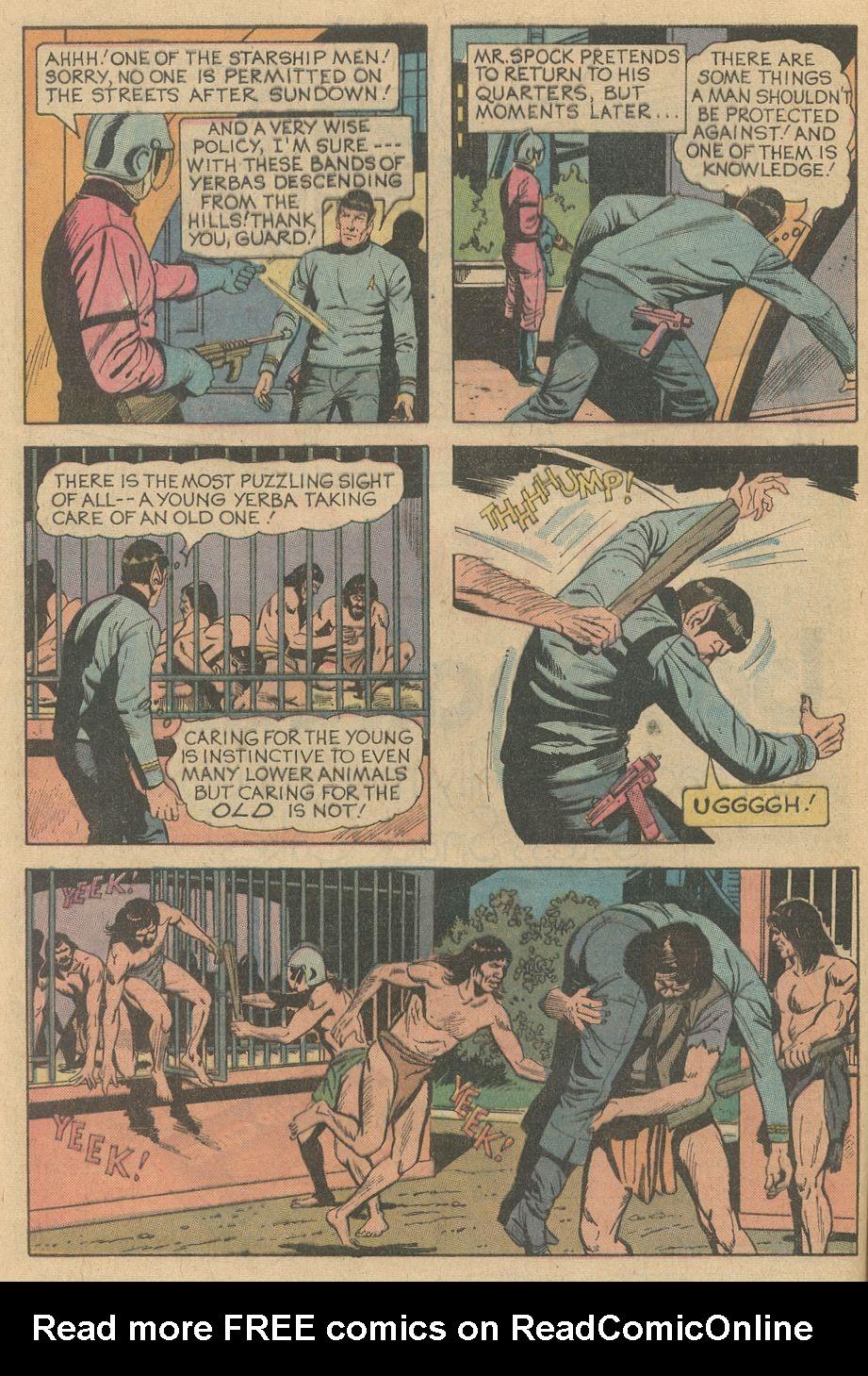 Star Trek (1967) Issue #32 #32 - English 6