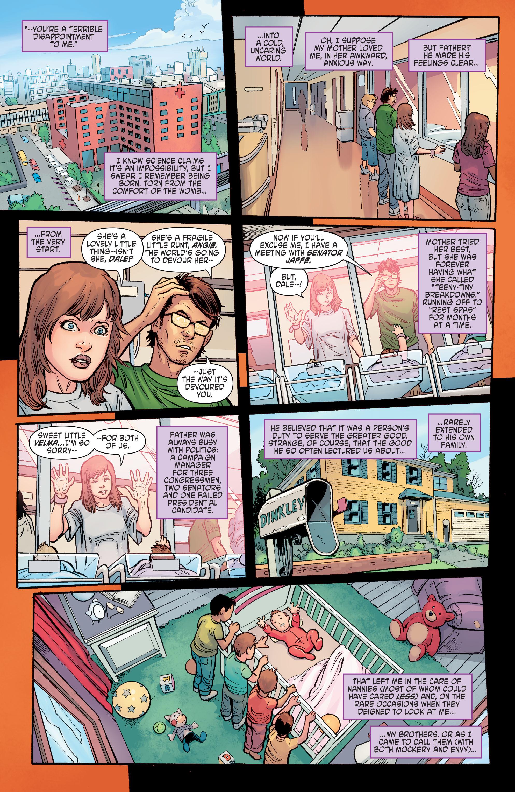 Read online Scooby Apocalypse comic -  Issue #6 - 6