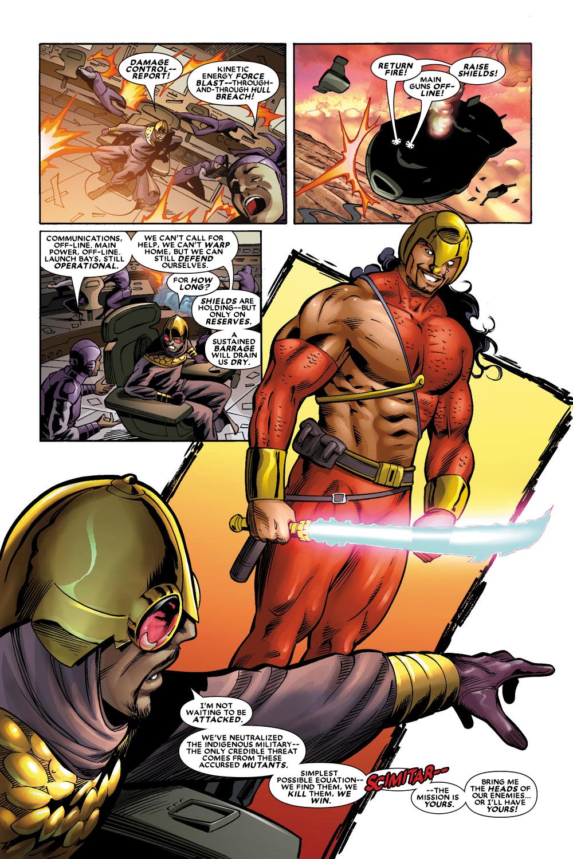 Excalibur (2004) Issue #12 #12 - English 16