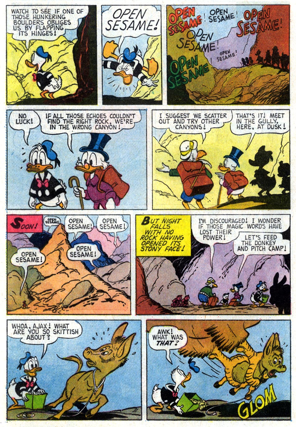 Uncle Scrooge (1953) Issue #37 #37 - English 12