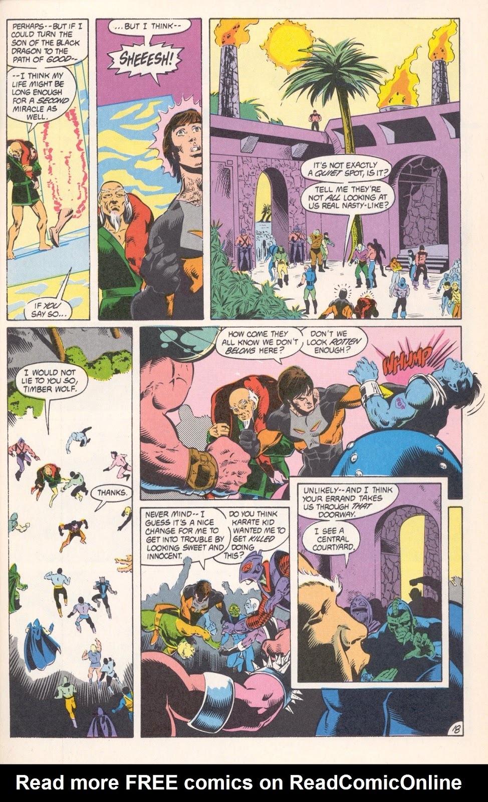 Tales of the Legion Issue #338 #25 - English 19