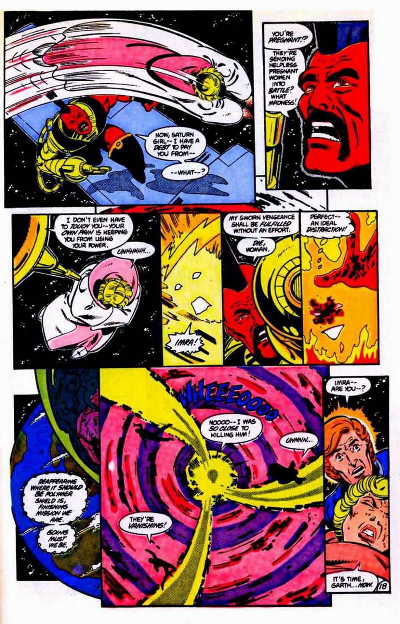 Tales of the Legion Issue #327 #14 - English 19