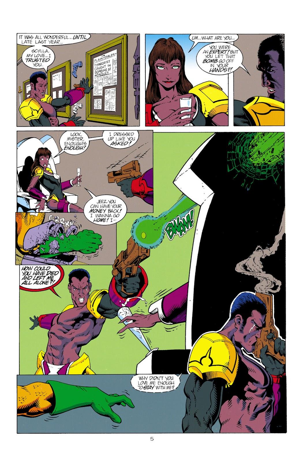 Aquaman (1994) Issue #2 #8 - English 6