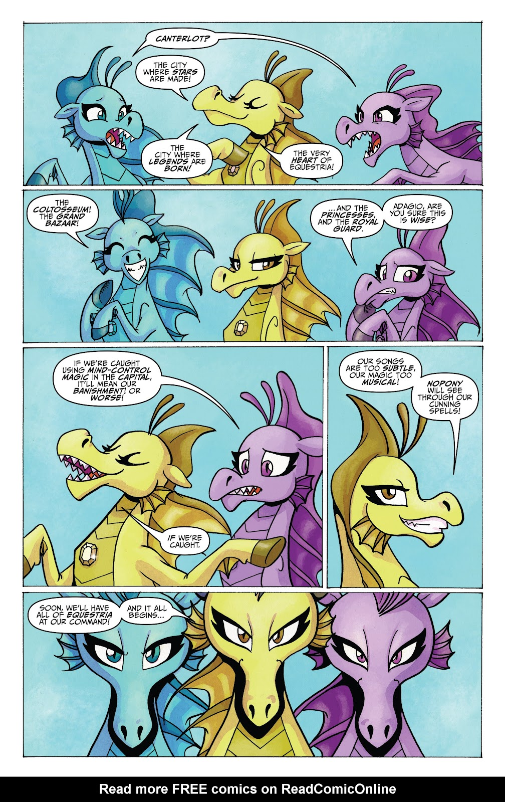 My Little Pony: Fiendship is Magic Issue #3 #3 - English 5