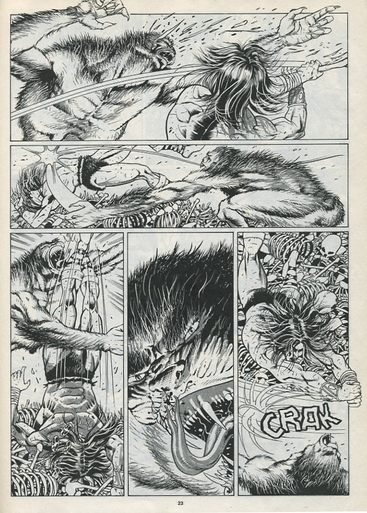 The Savage Sword Of Conan Issue #176 #177 - English 25