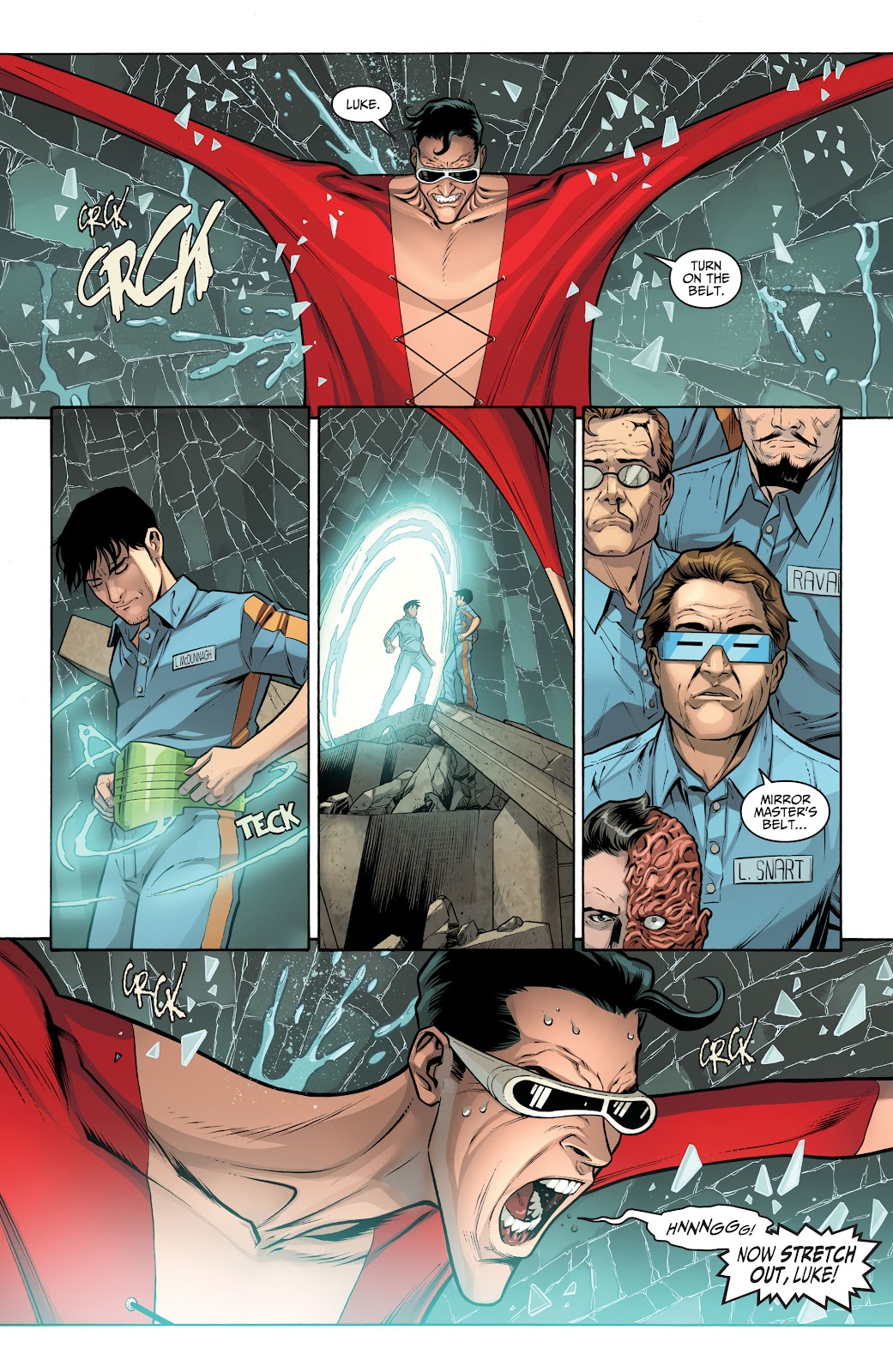 Injustice: Gods Among Us Year Four _Annual 1 #1 - English 34