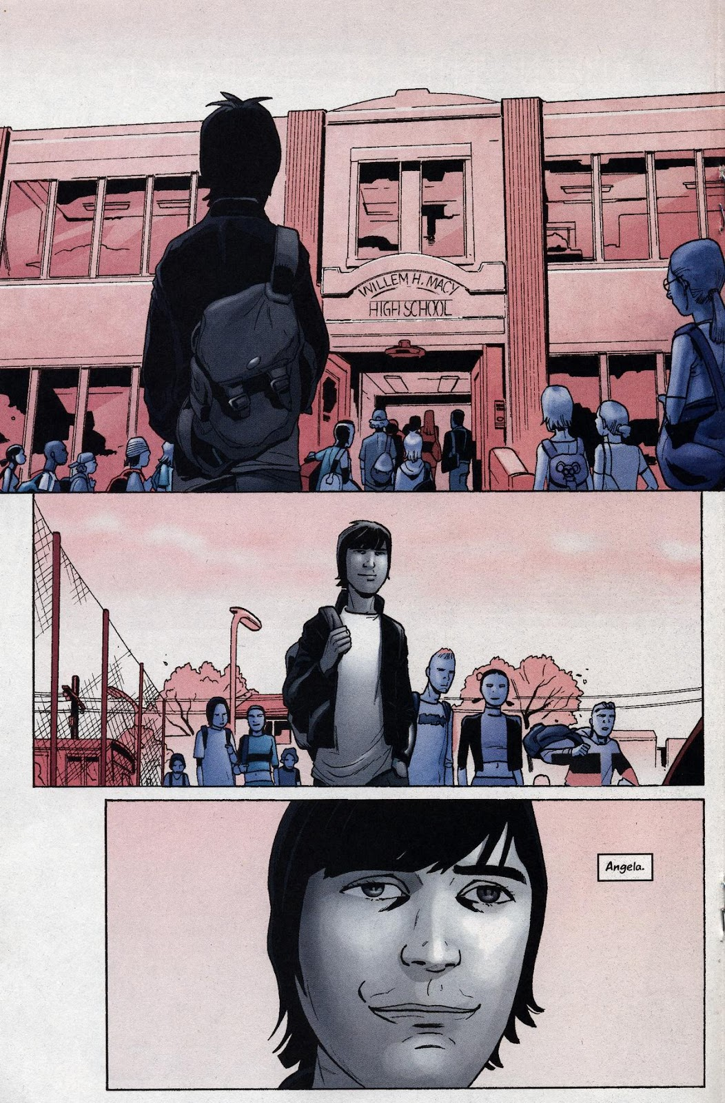 Kinetic Issue #5 #4 - English 11