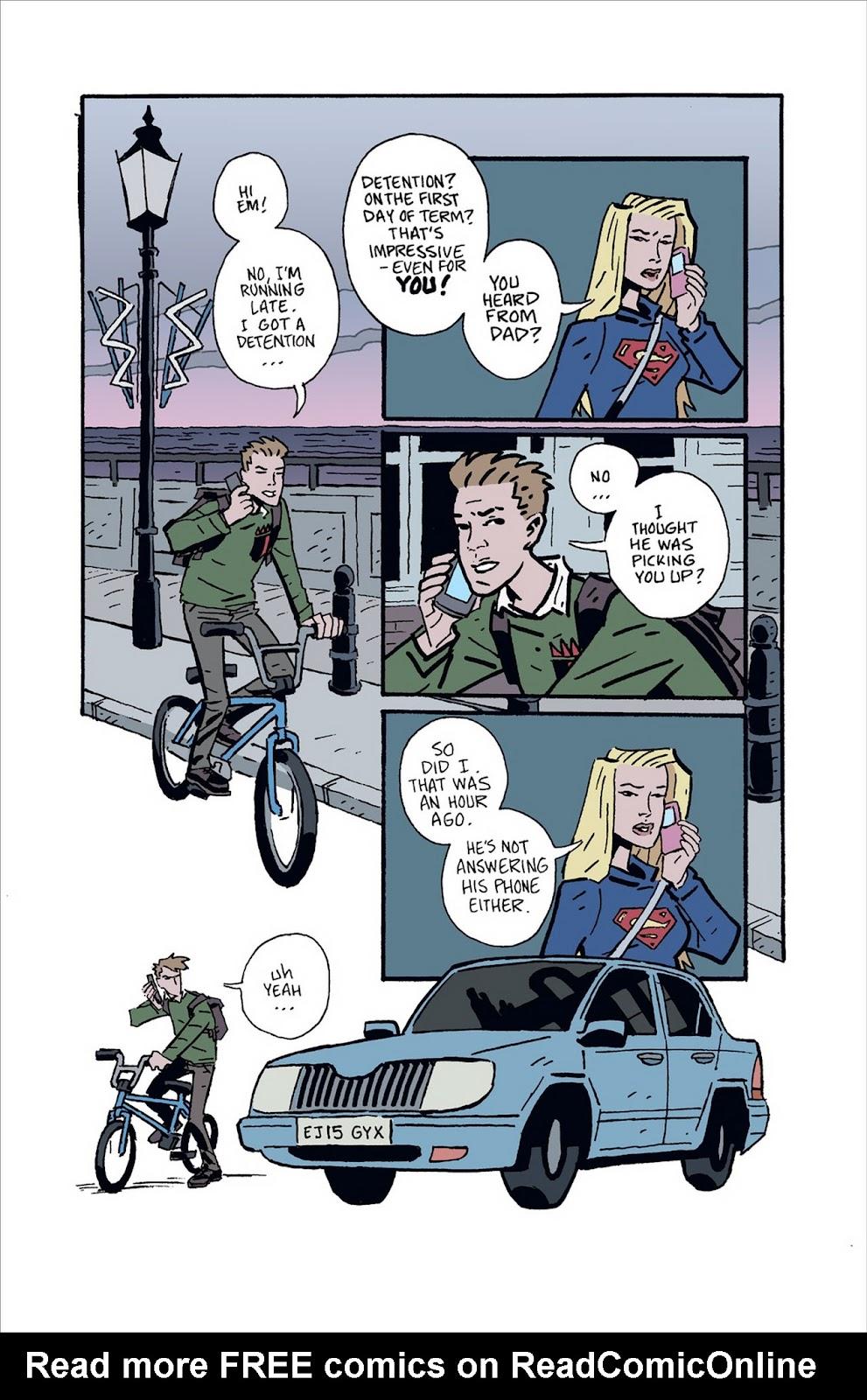 Mudman Issue #1 #1 - English 23