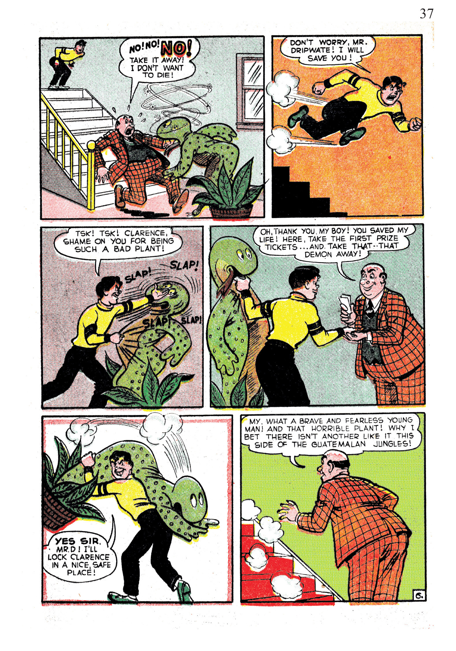 Read online The Best of Archie Comics comic -  Issue # TPB 1 (Part 1) - 36