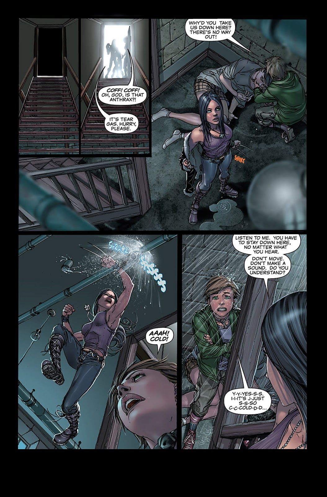 X-23: Target X Issue #4 #4 - English 18