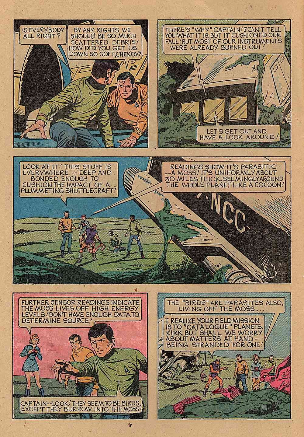 Star Trek (1967) Issue #31 #31 - English 5