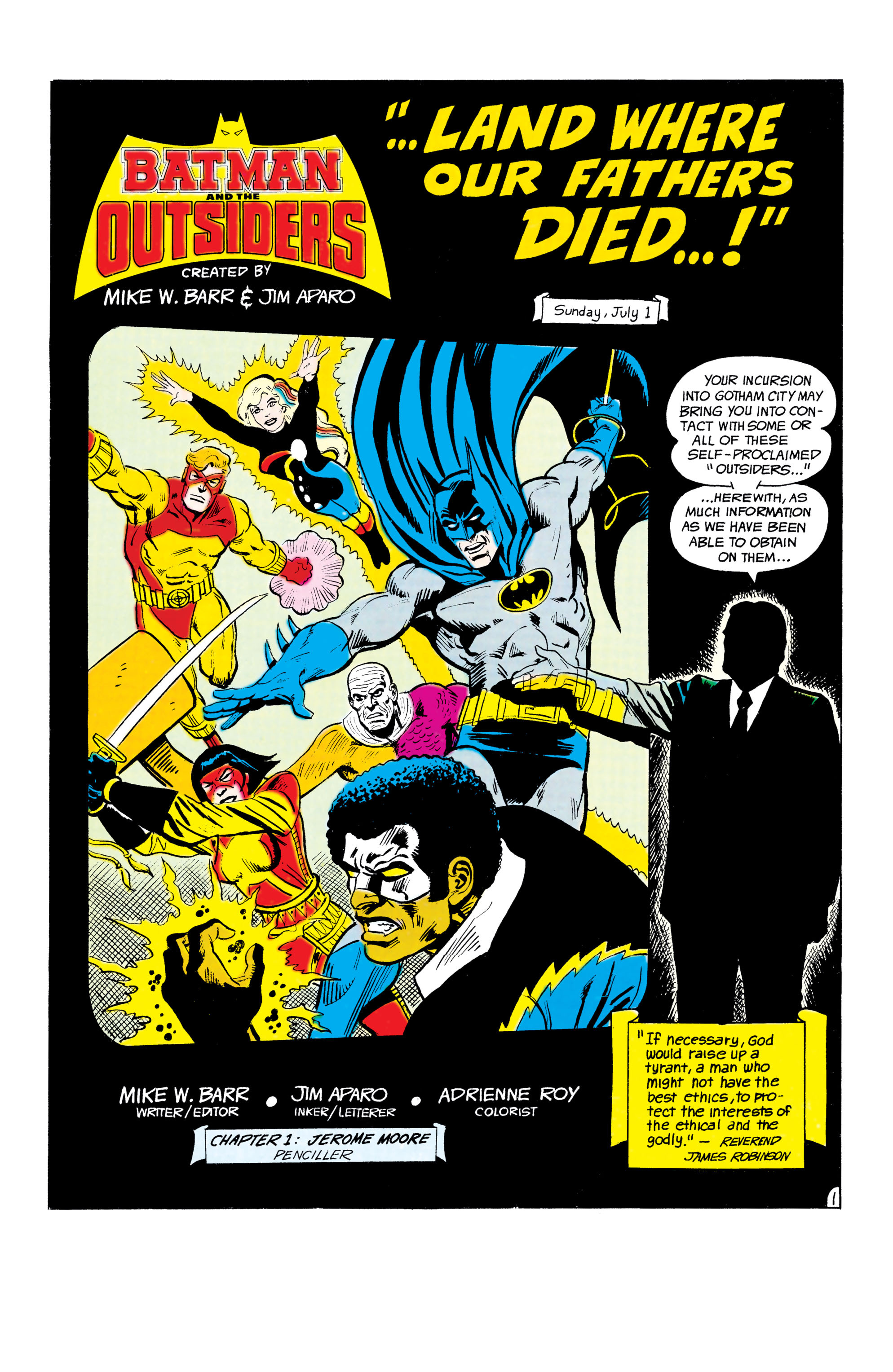 Batman and the Outsiders (1983) _Annual_1 Page 2