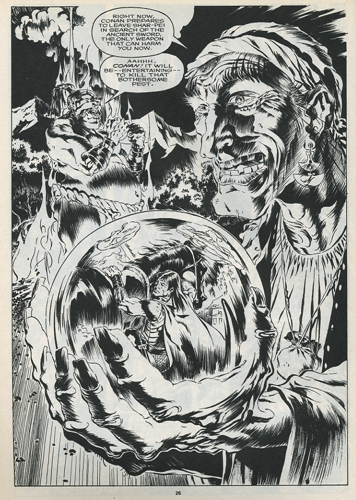 The Savage Sword Of Conan Issue #175 #176 - English 28