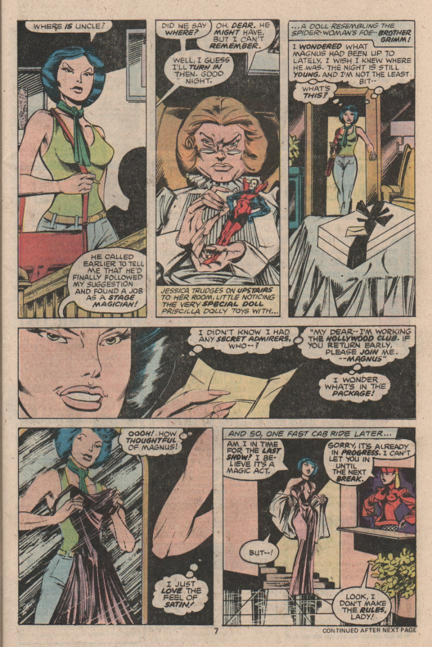 Spider-Woman (1978) Issue #10 #10 - English 6