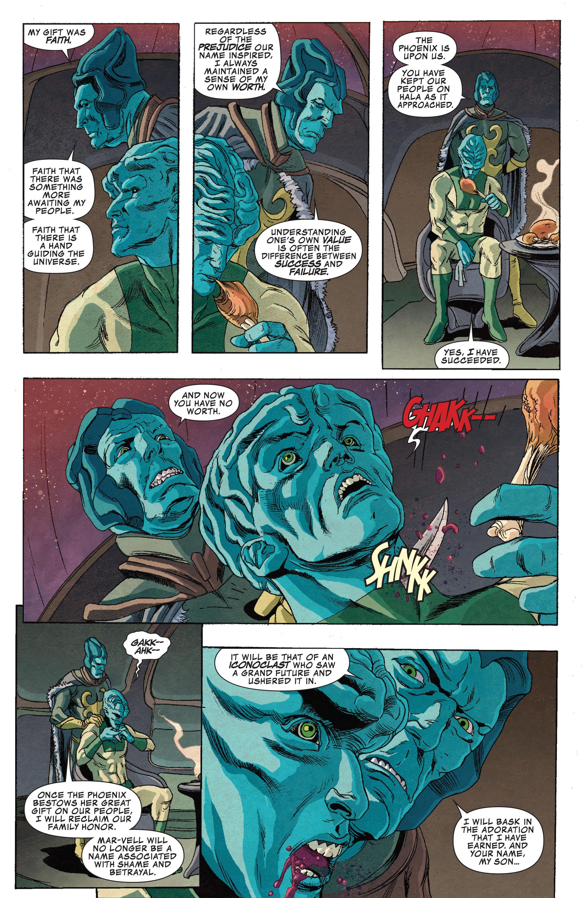 Read online Secret Avengers (2010) comic -  Issue #28 - 8