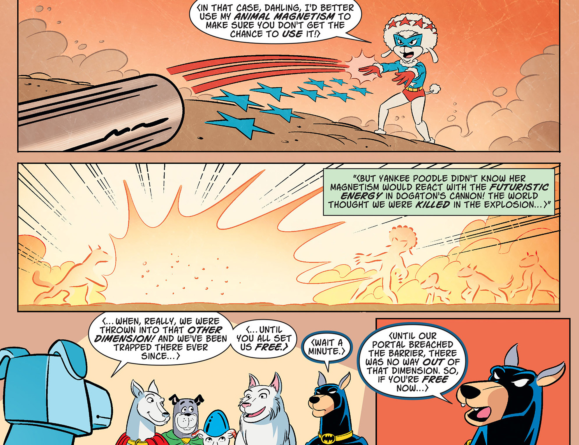 Read online Scooby-Doo! Team-Up comic -  Issue #36 - 13