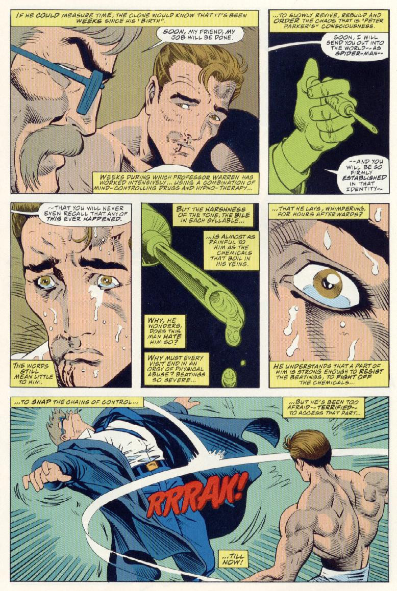 Read online Spider-Man: The Lost Years comic -  Issue #0 - 9