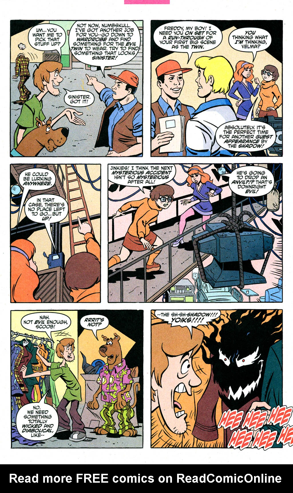 Read online Scooby-Doo (1997) comic -  Issue #90 - 9