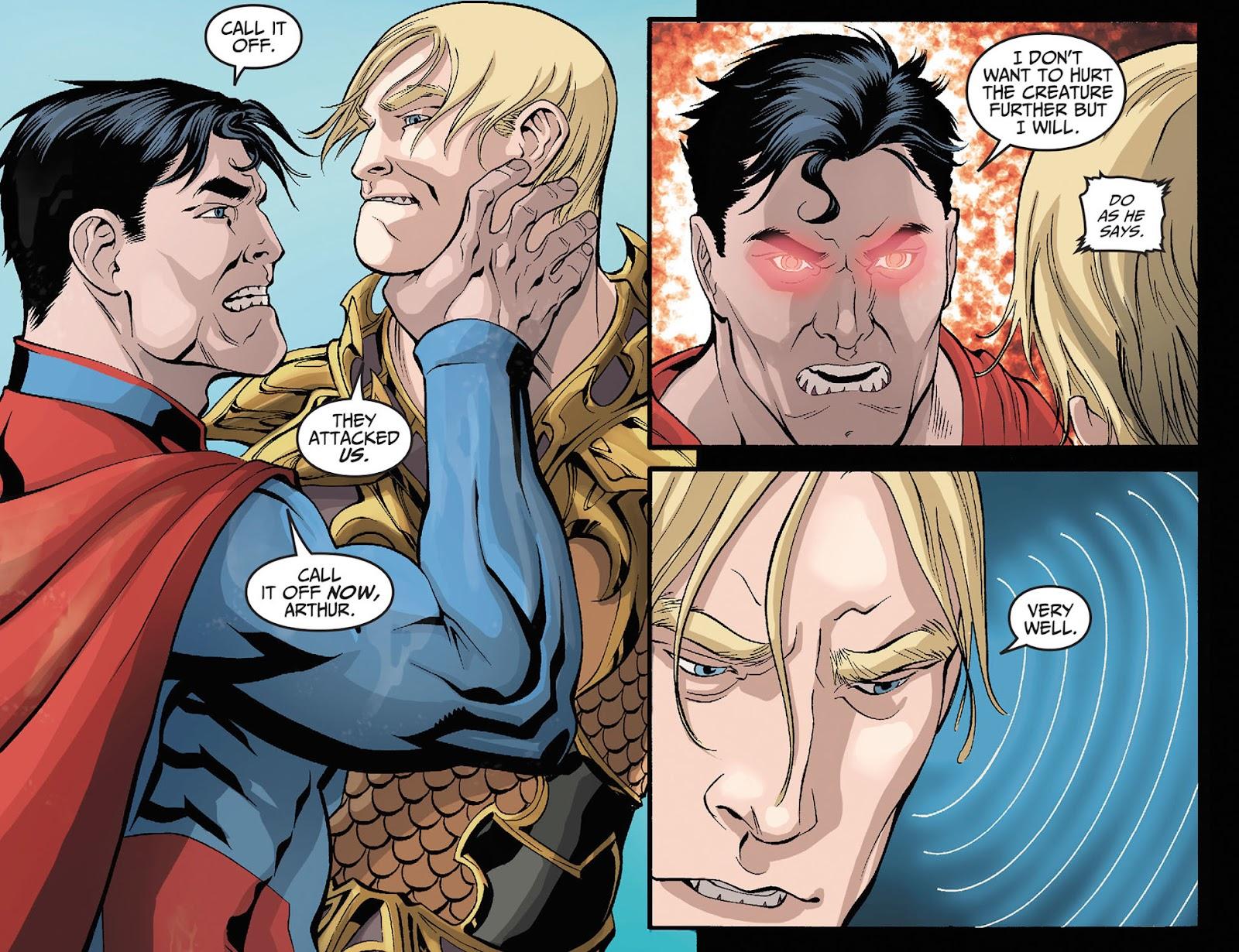 Injustice: Gods Among Us [I] Issue #12 #13 - English 6