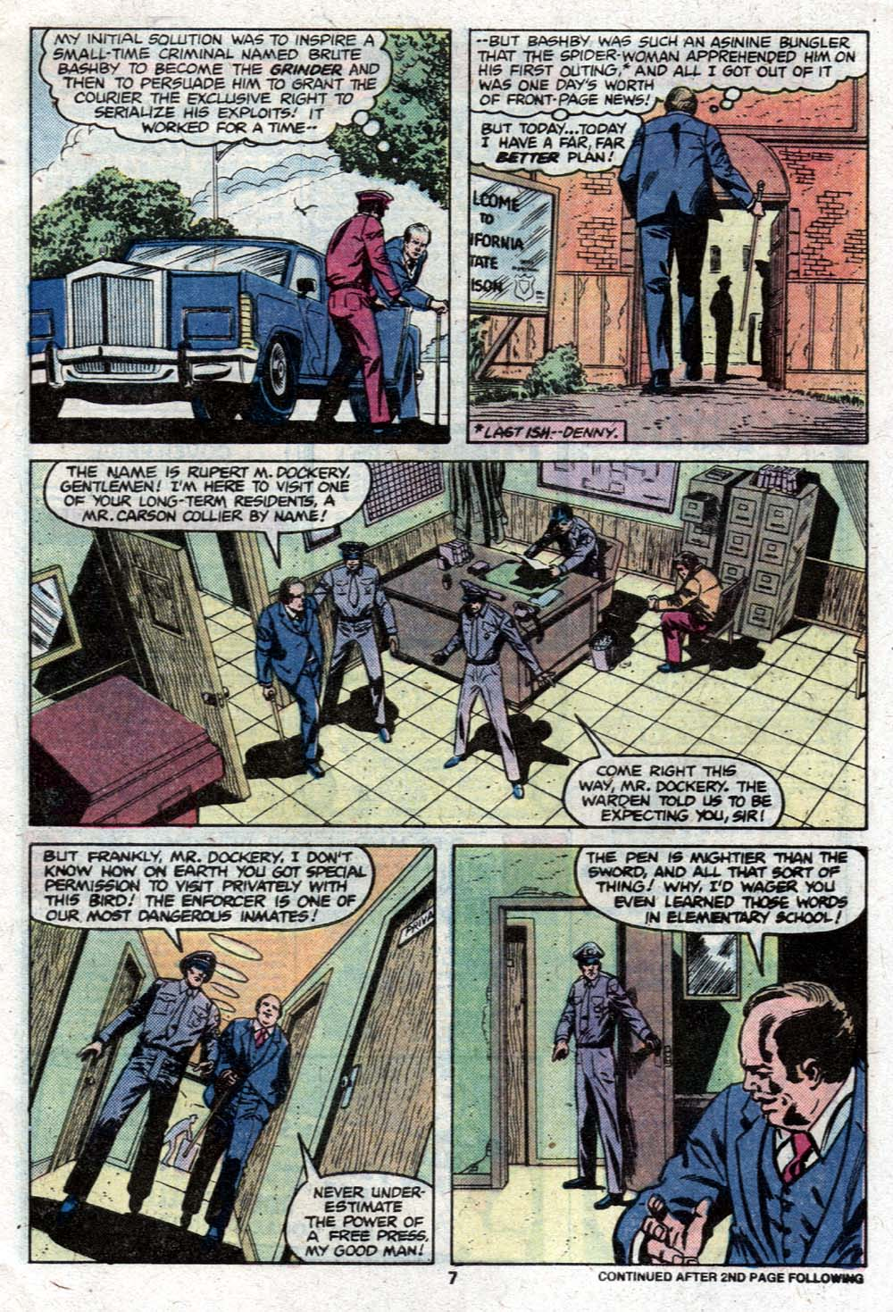 Spider-Woman (1978) Issue #27 #27 - English 6