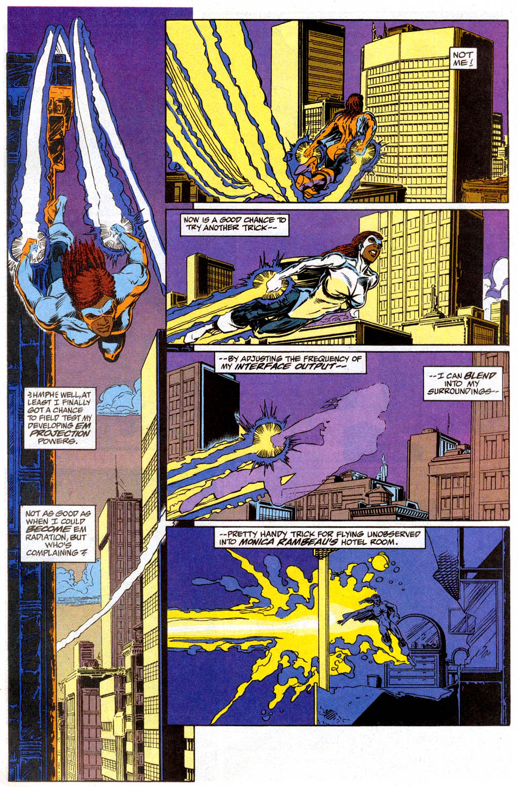 Captain Marvel (1989) 2 Page 9