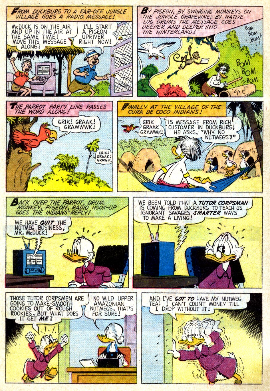 Uncle Scrooge (1953) Issue #39 #39 - English 4