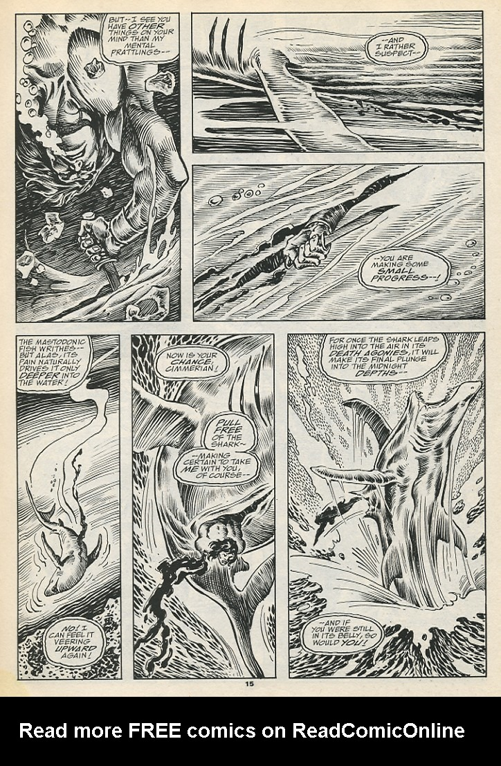 The Savage Sword Of Conan Issue #192 #193 - English 17
