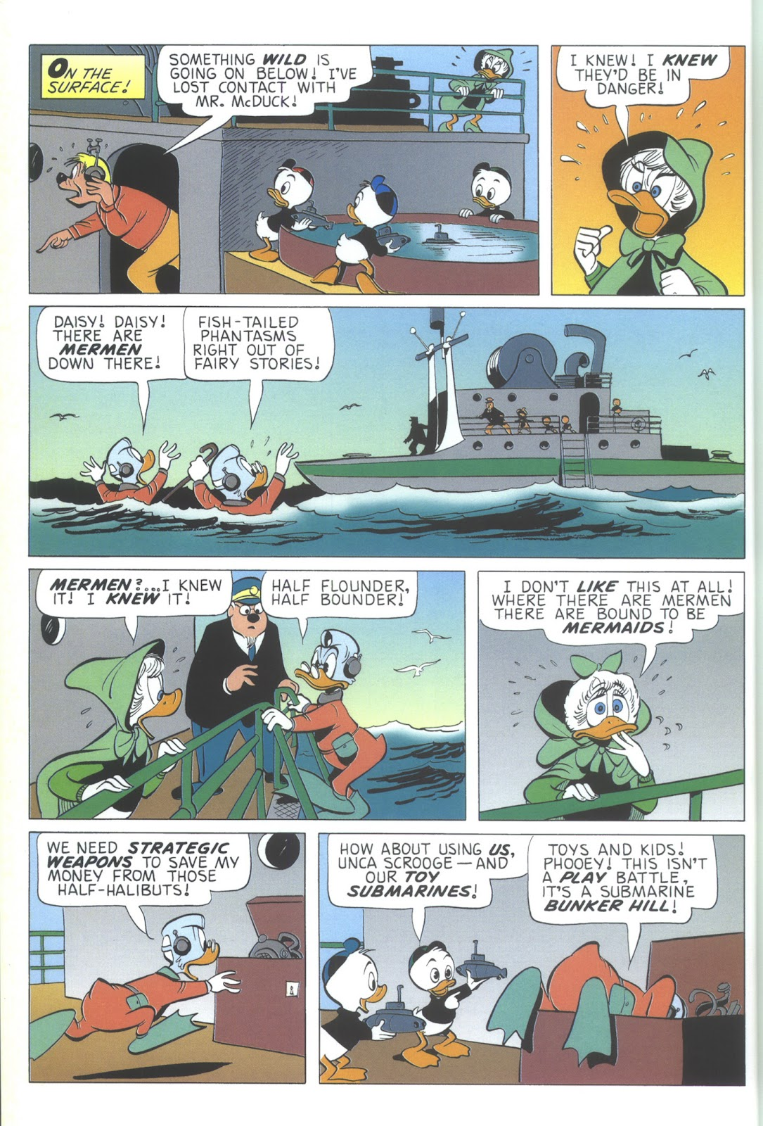 Uncle Scrooge (1953) Issue #356 #356 - English 12