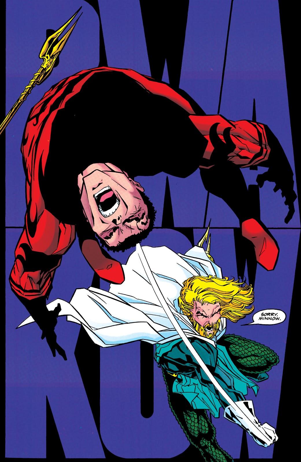 Aquaman (1994) Issue #49 #55 - English 19