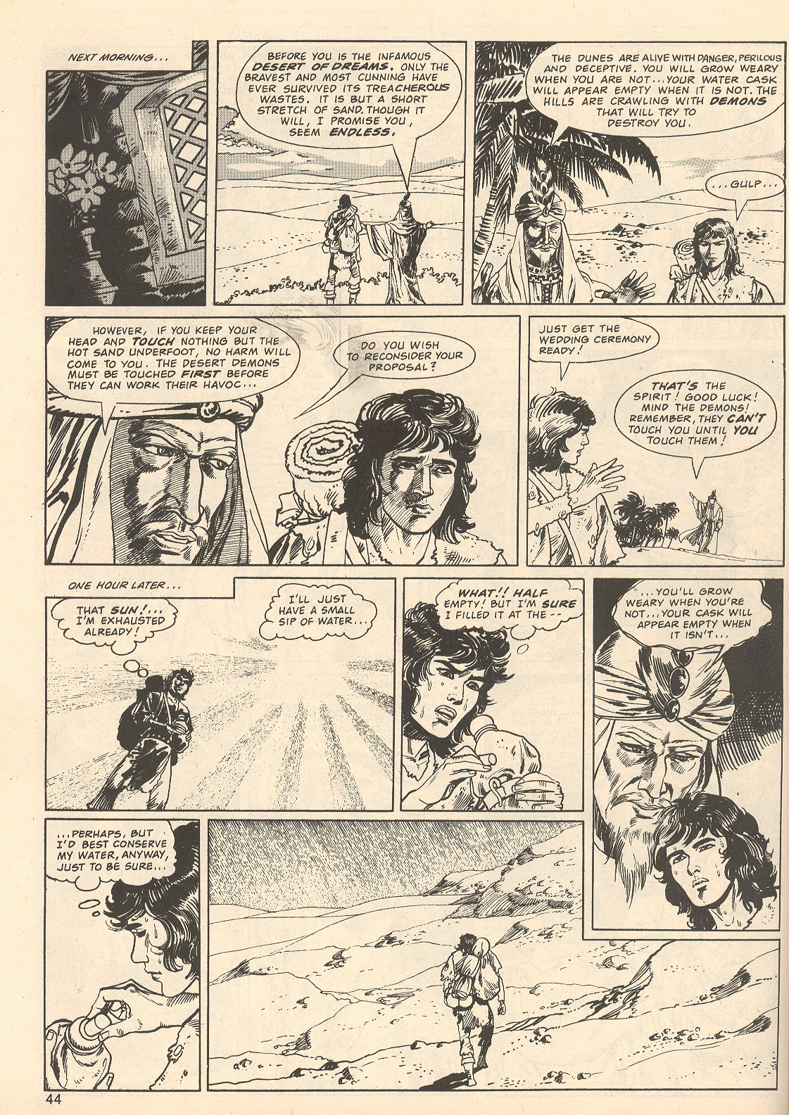The Savage Sword Of Conan Issue #67 #68 - English 44