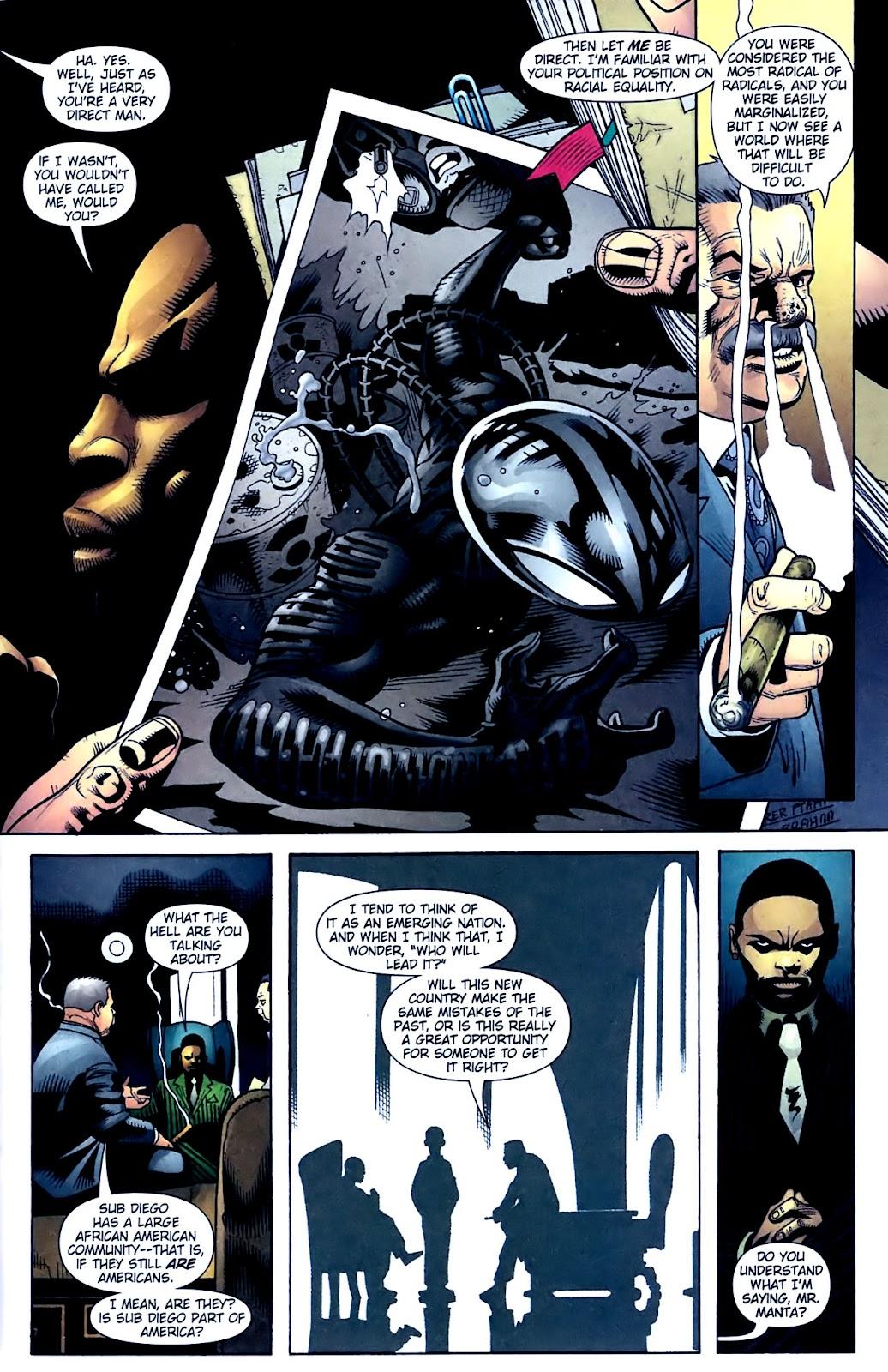 Aquaman (2003) Issue #32 #32 - English 18