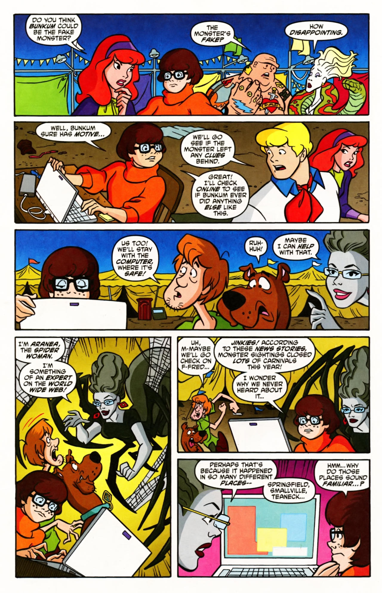 Read online Scooby-Doo (1997) comic -  Issue #147 - 18