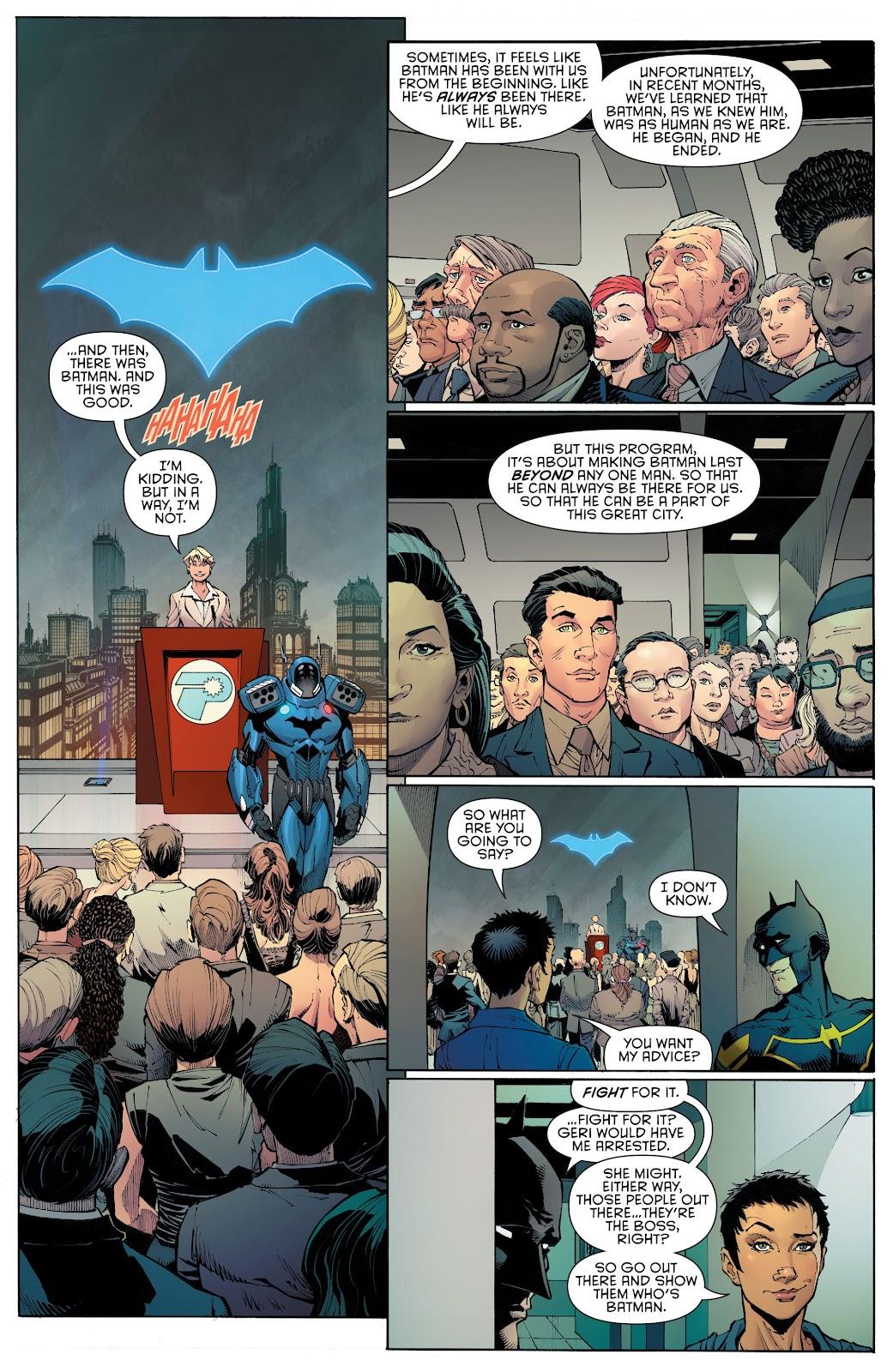 Batman (2011) Issue #45 #64 - English 21