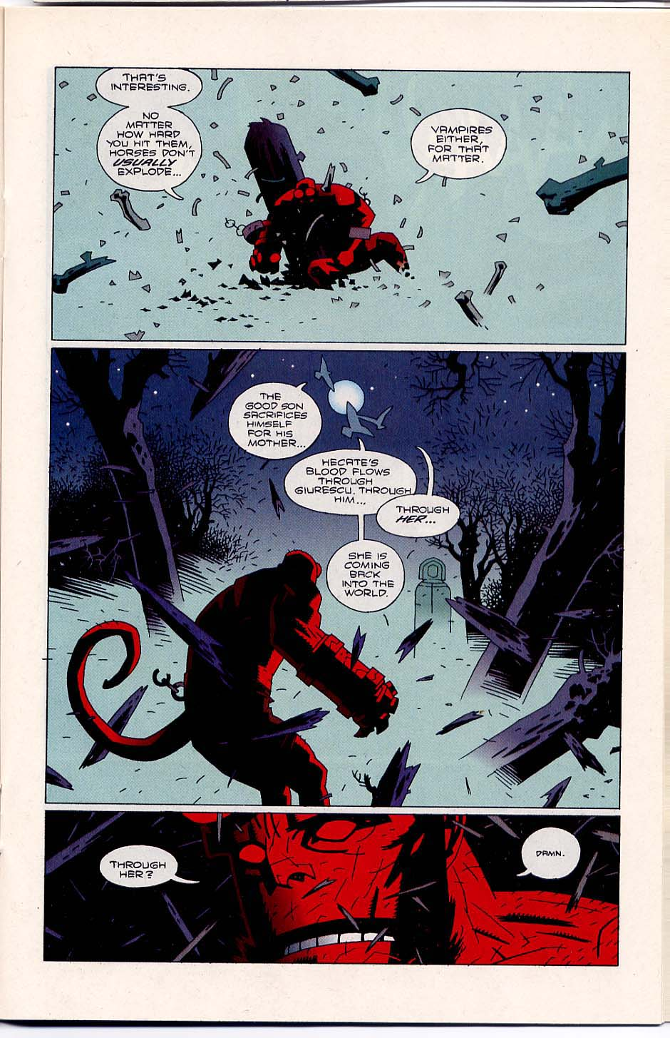 Hellboy: Wake the Devil Issue #5 #5 - English 15