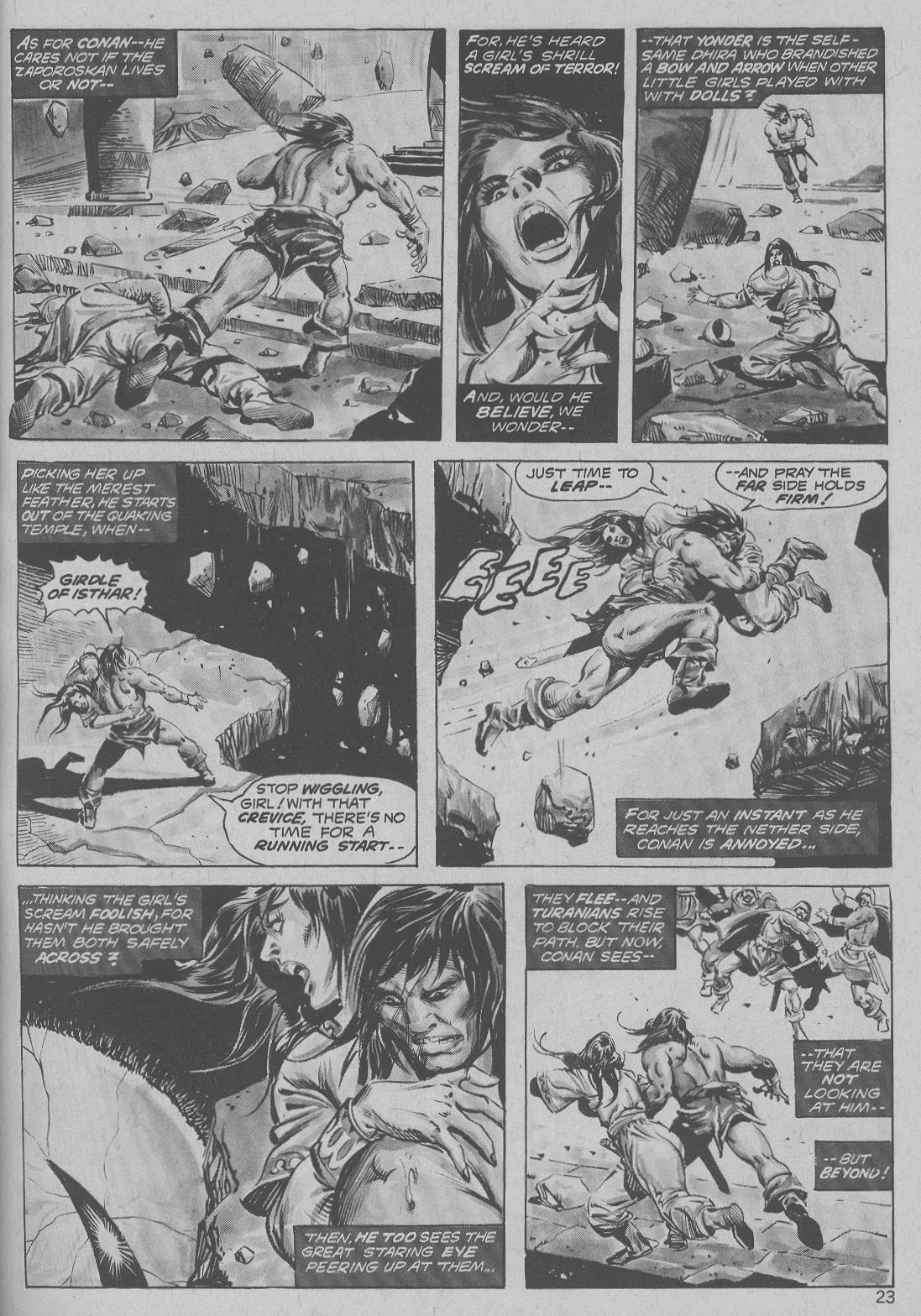 The Savage Sword Of Conan Issue #6 #7 - English 23