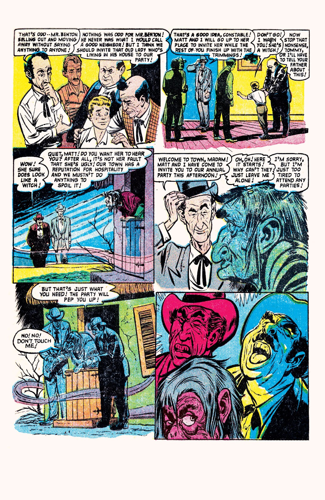 Haunted Horror Issue #20 #20 - English 44