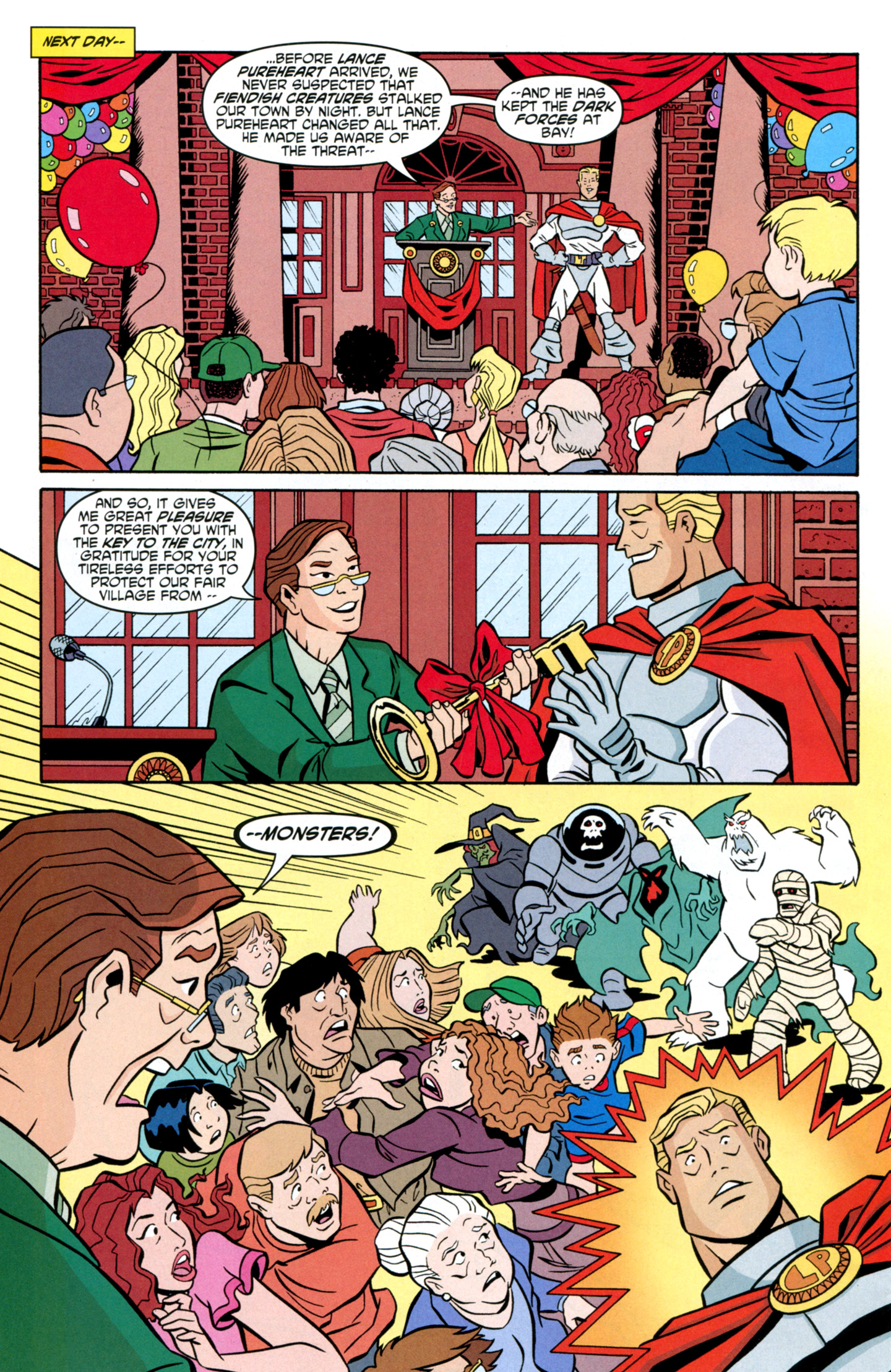Read online Scooby-Doo: Where Are You? comic -  Issue #27 - 25