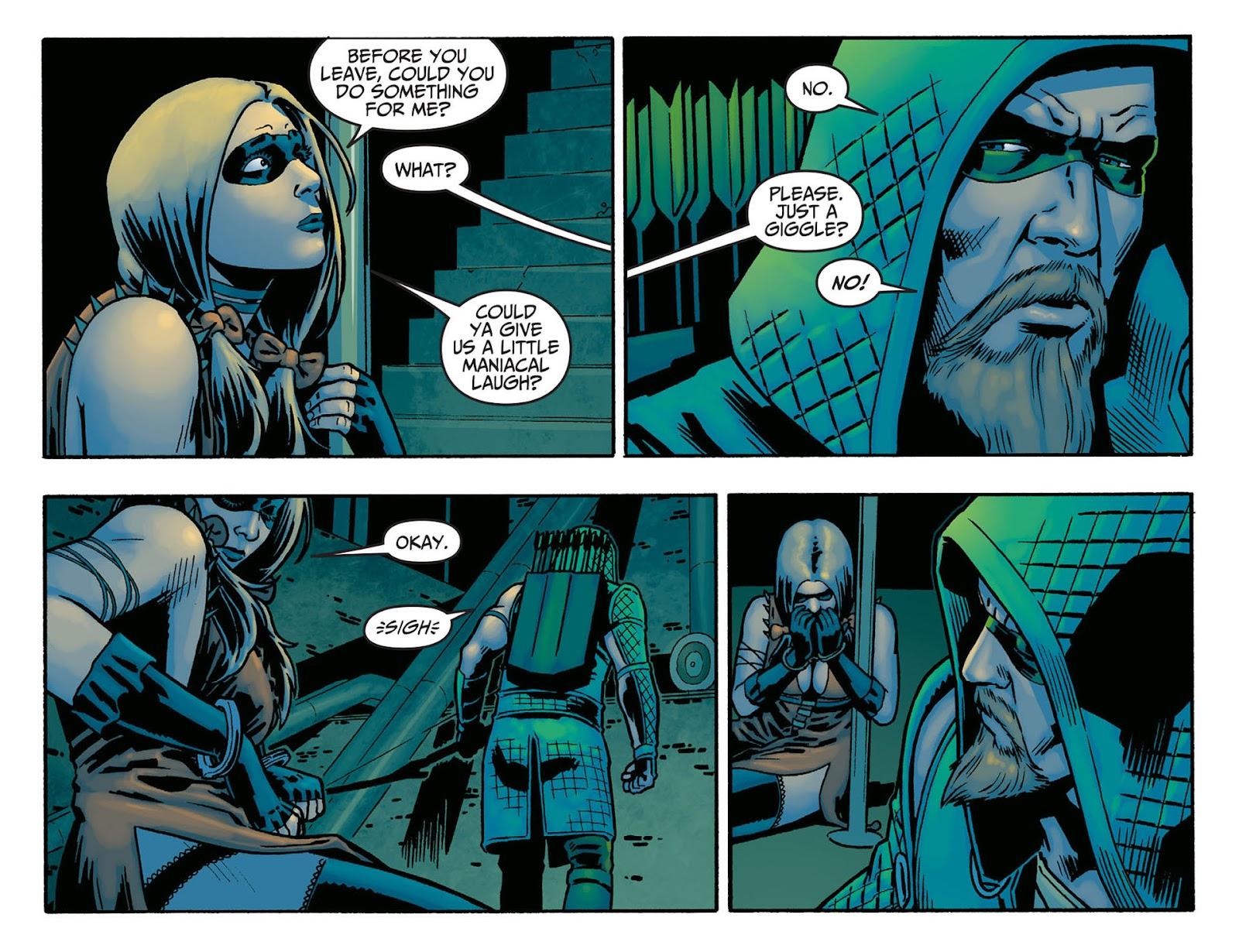 Injustice: Gods Among Us [I] Issue #5 #6 - English 21
